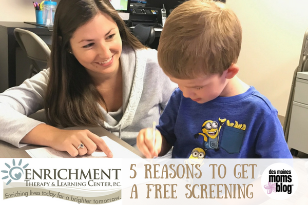 5 Reasons to Get a Free educational Screening