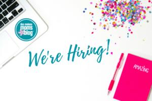 hiring Des Moines Moms Blog