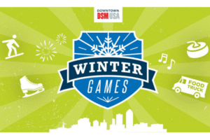 Winter Games Des Moines
