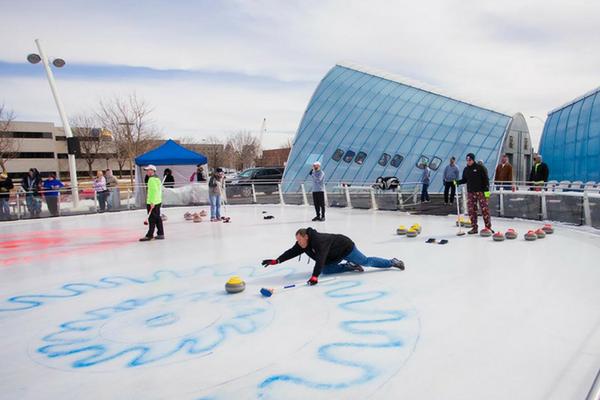 Winter Games Des Moines