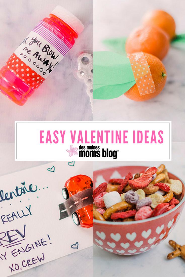 10 easy valentine ideas