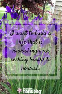 nourish | Des Moines Moms Blog