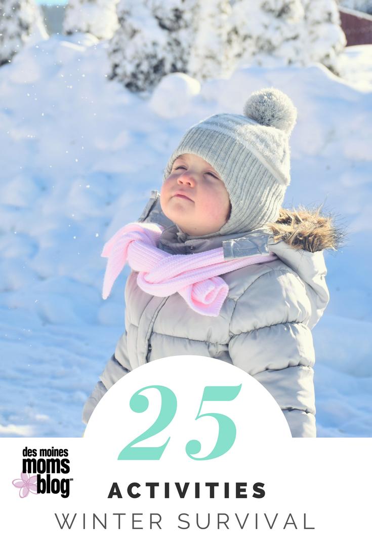 winter bucket list kids activities