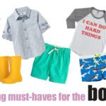 5 Boys Spring Fashion Must-Haves