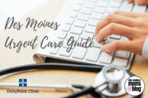 Des moines Urgent Care Guide