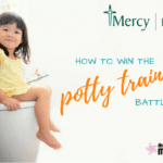 Potty Training Toddlers: How to Not Give Into the Struggle
