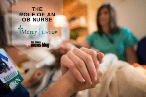 OB nurse labor and delivery Mercy Des Moines