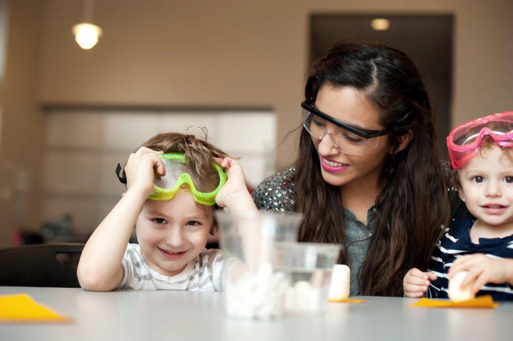 SCIowa Family STEM