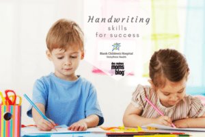 handwriting skills for success unitypoint health