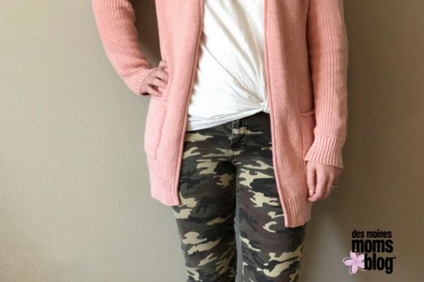 spring fashion blush