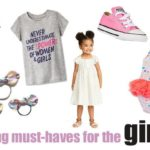 5 Toddler Girls Spring Must-Haves