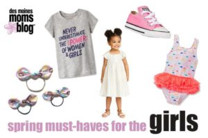 toddler girl spring fashion must-haves