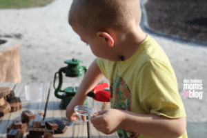 get outside: family time play with kids