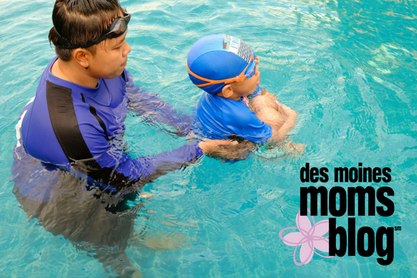 tips for swimming lessons