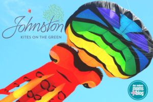 Johnston Kites on the Green May 5, 2018 // Des Moines Moms Blog