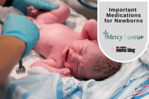 medications for newborns
