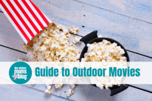 outdoor movies Des Moines