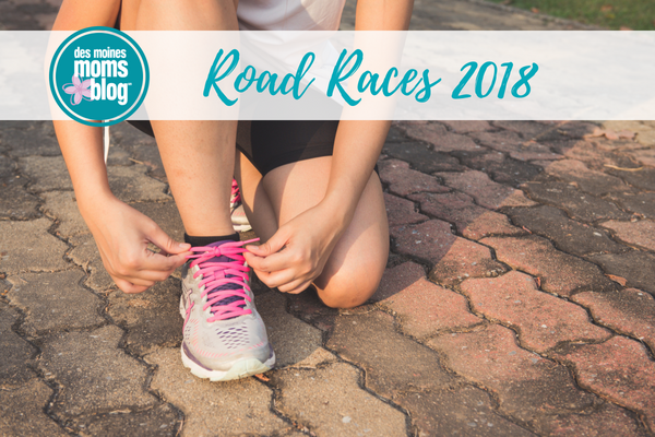 guide to road races and running in Des Moines