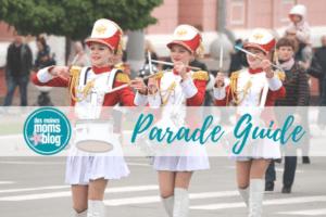Parades in Des Moines