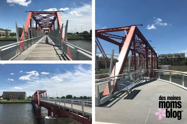 Red Bridge Des Moines Photo Location