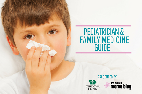 Pediatrician family medicine