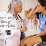 4 Ways to Help Kids Through Fall Sports Injuries