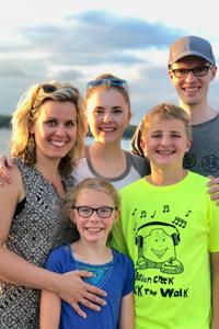 Kimberly Stuart Family