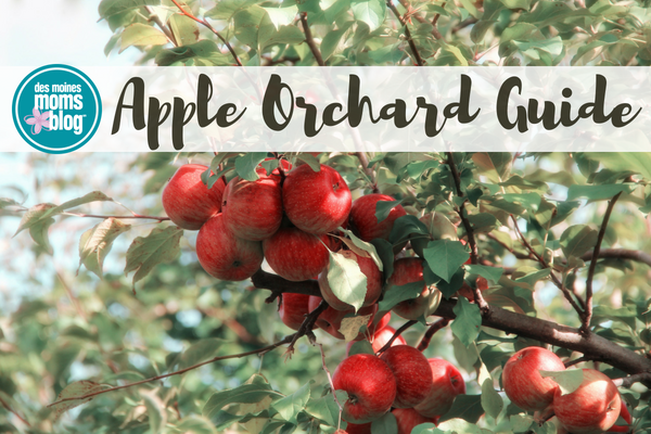Des Moines area apple orchards