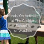 Fun, Hands-On Activities at The Goddard School® of Waukee