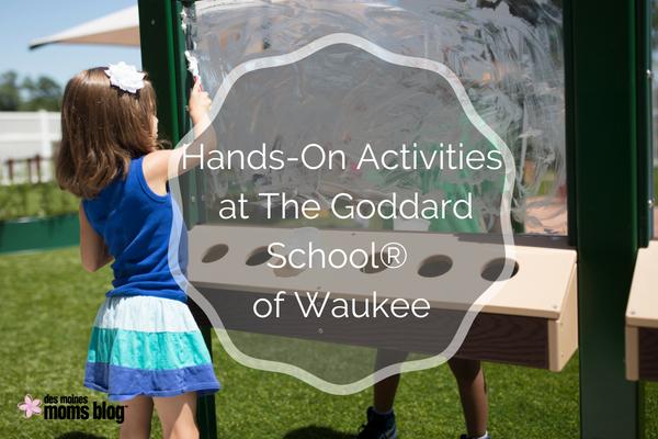 The Goddard School Waukee: Hands-On Learning