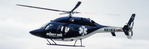 mercy one helicopter