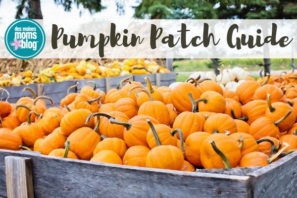 Des Moines pumpkin patches