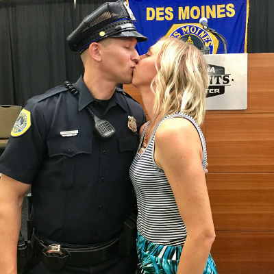 Law Enforcement Wife Police Family