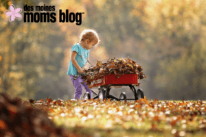 Des Moines Fall Activities for families
