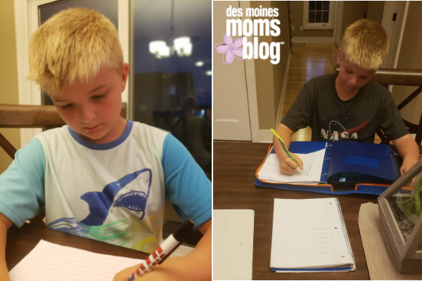 procrastinating children des moines moms blog