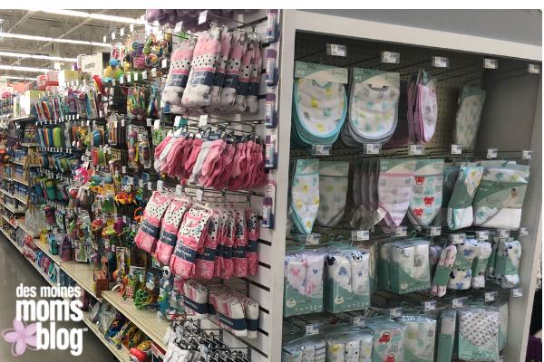 Hy-Vee baby aisle