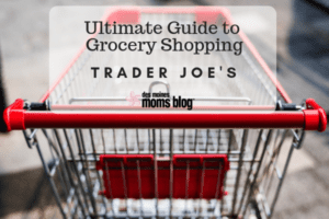 Trader Joe's grocery shopping des moines