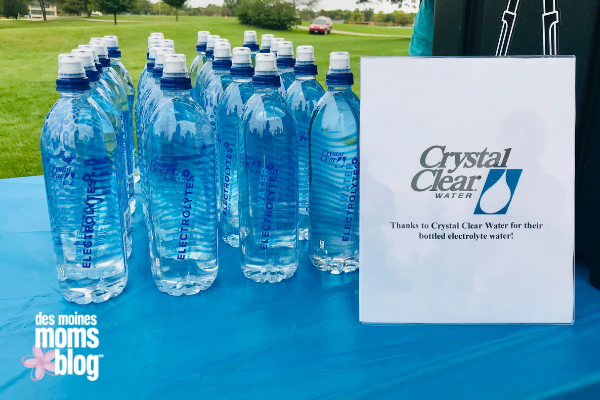 stay hydrated with crystal clear distilled water electrolytes