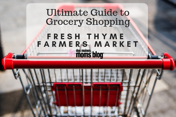 Fresh Thyme grocery tips