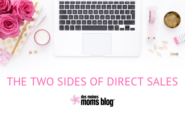 direct sales and moms