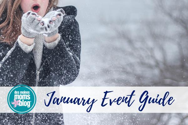 Des Moines January Events