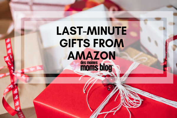 last minute holiday gifts amazon