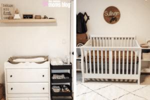 neutral boy nursery