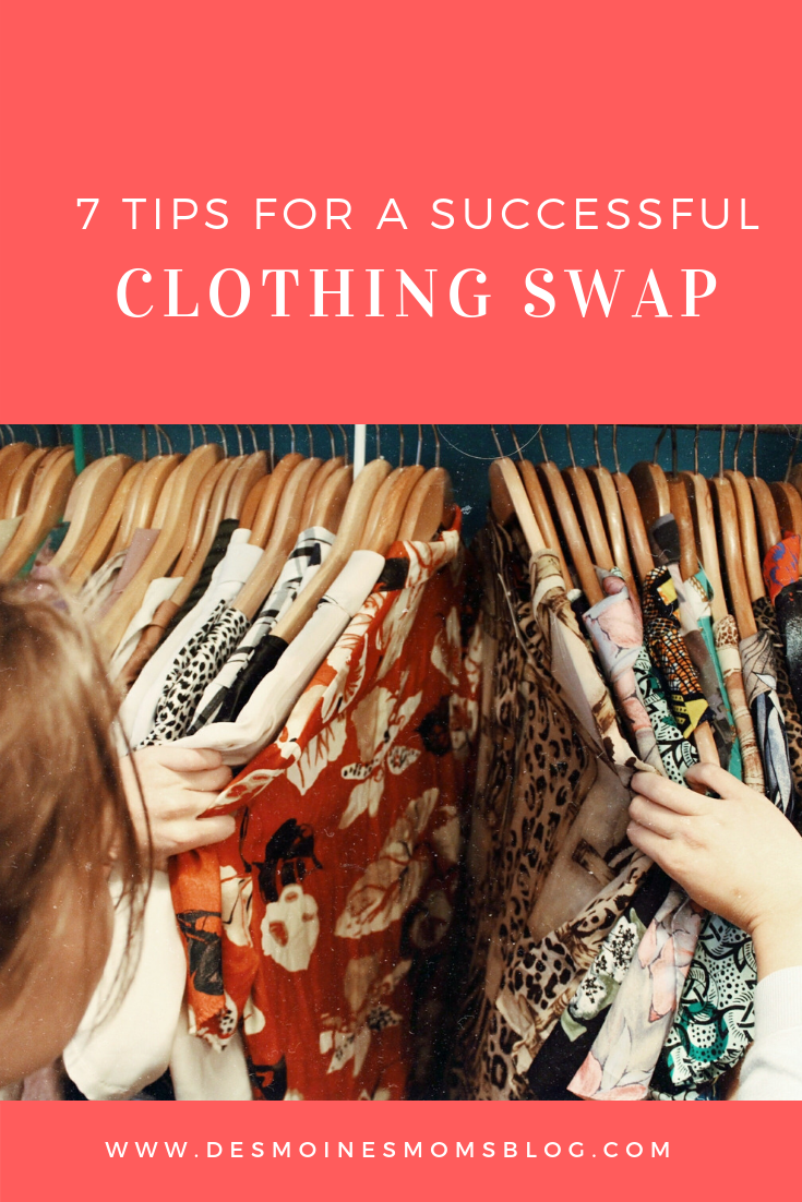 7 Tips for Hosting a Successful Clothing Swap with Your