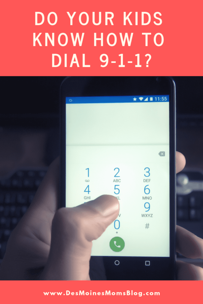 how to call 911