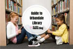 Urbandale library guide