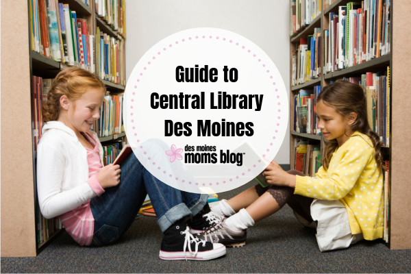 Central Library Des Moines