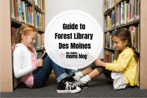 Forest Library Des Moines