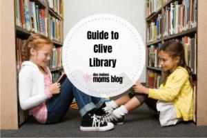 clive public library