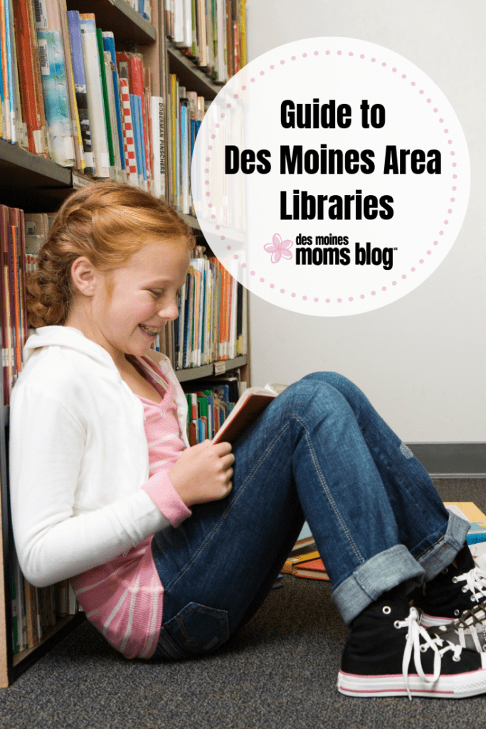 Des Moines Library Guide for families